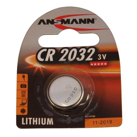Ansmann 04674 CR 2032 Líthiová gombíková batéria 3V BL1
