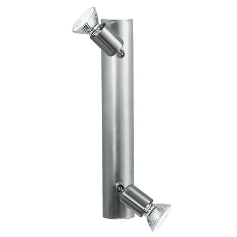 Bodové svietidlo SPEED 2xGU10/50W