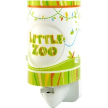Dalber 63115 - LED Nástenná lampička LITTLE ZOO LED/0.3W/230V