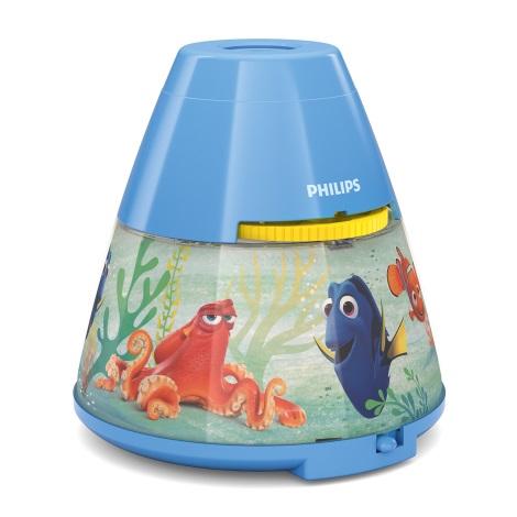 Detský projektor LED/0,1W/3xAAA