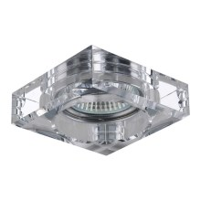 Downlight 71011 číre sklo 1xGU10/50W