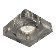 Downlight 71013 číre sklo 1xGU10/50W