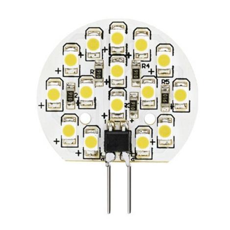 EGLO 12476 - LED žiarovka G4/1,5W (10x15 LED) /230V 4000K