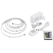 EGLO 13532 - RGB LED pásik 3 m 20W (90 LED)