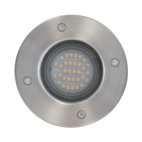 Eglo 18641 - LED Nájazdové svietidlo BLOOMA 1xLED/2,5W/230V IP65