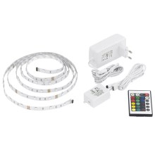 EGLO 75055 - RGB LED pásik 25W 150 RGB LED 5m