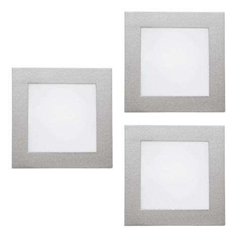 EGLO 87027 - Downlight GLENN 3xG4/20W