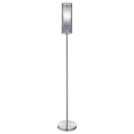 EGLO 90309 - Stojanová lampa PINTO NERO 1 x E27/60W