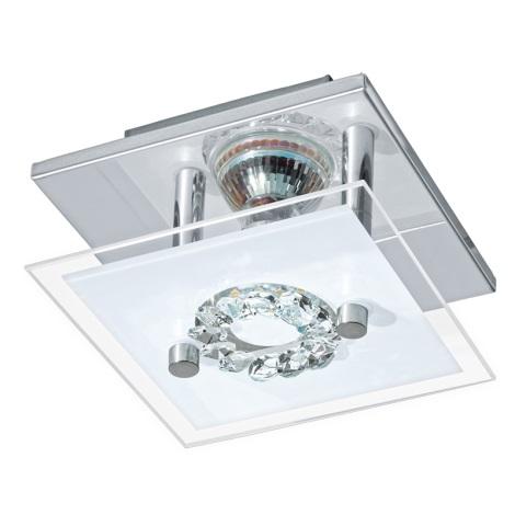 Eglo 93781 - LED stropné svietidlo RONCATO 1xGU10/3W/230V