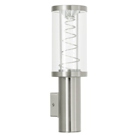 Eglo 94208 - LED vonkajšie osvetlenie TRONO 1 1xGU10/35W + 1xLED/3,7W