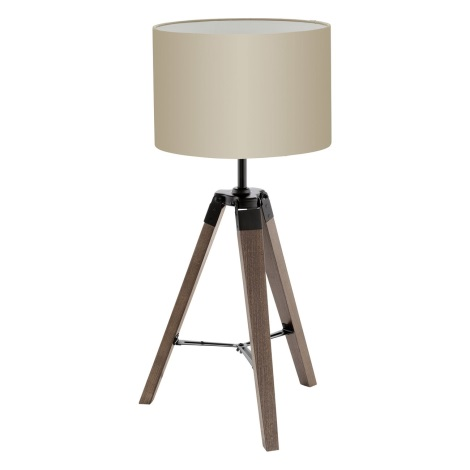 Eglo 94325 - Stolná lampa LANTADA 1xE27/60W/230V