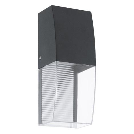 Eglo 95992 - LED Vonkajšie nástenné svietidlo SERVOI LED/3,7W