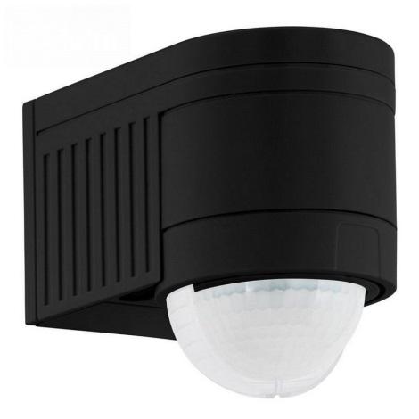 Eglo 96462 - Vonkajší senzor pohybu DETECT ME 4 čierna