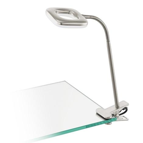 Eglo 97016 - LED Lampa s klipom LITAGO 1xLED/4W/230V