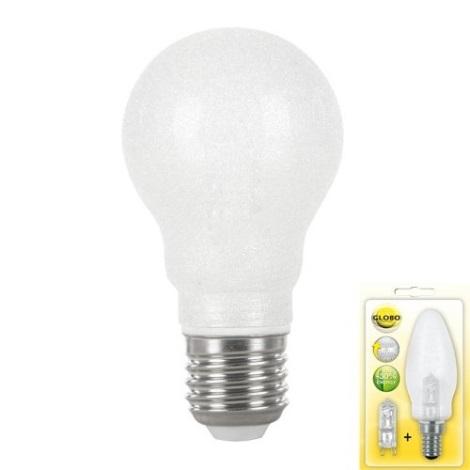 GLOBO 11262 - hospodárna halogénová žiarovka E27/70W