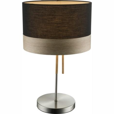 Globo 15222T1 - Stolná lampa CHIPSY 1xE14/40W/230V výška 470mm