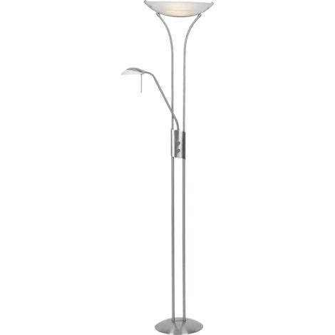 Globo 58027 - Stojacia lampa LUPO R7S, G9/33W/230V