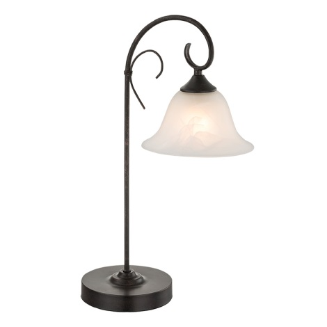 Globo 68410-1T - Stolná lampa ARIES 1xE27/60W/230V