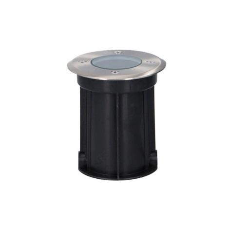 Grundig 07539 - LED Nájazdové svietidlo 1xGU10/4W/230V IP65 guľatý