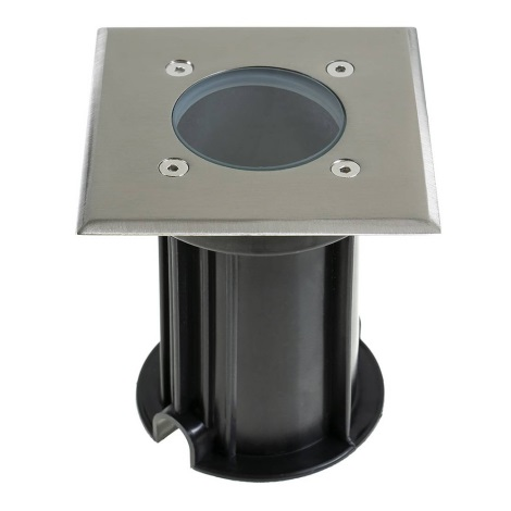 Grundig 07540 - LED Nájazdové svietidlo 1xGU10/4W/230V IP65 hranatý