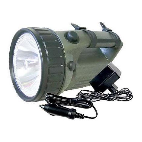 Halogénové príručné svietidlo T231 6W