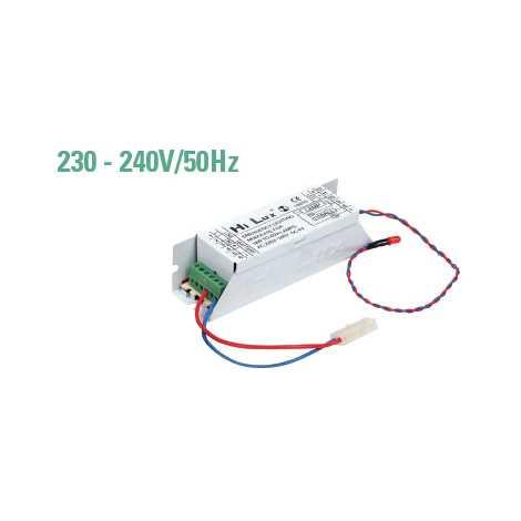 HI-LUX 2500 mAh núdzový modul pre žiarivkové svietidlá