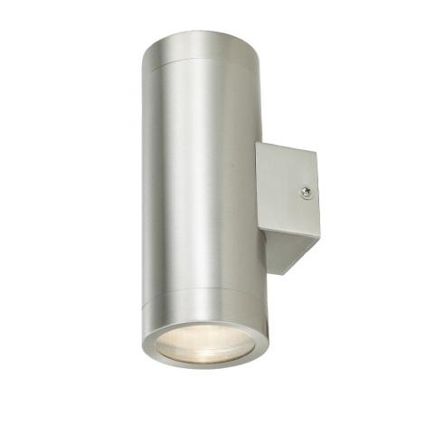 IBV 400157-302 - Vonkajšie nástenné svietidlo BERLIN I 2xGU10/35W/230V IP44