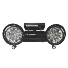 IBV 400169-104 - LED Solárny reflektor so senzorom 2xLED/0,5W/1,2V IP44