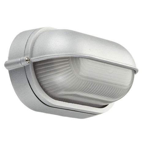 IBV 7016.0 - Vonkajšie nástenné svietidlo PLANO 1xE27/60W/230V IP54