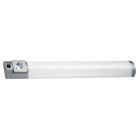 IBV 984106-102 - LED Podlinkové svietidlo so zásuvkou LED/6W/230V