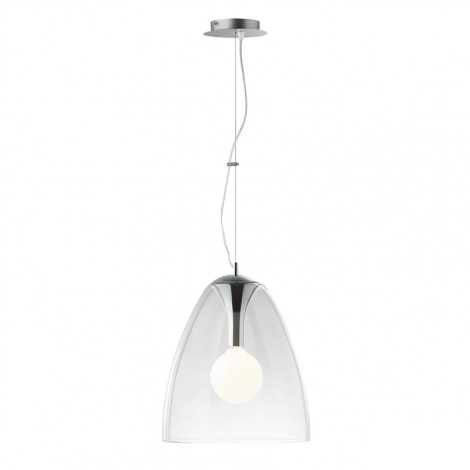 Ideal Lux 16931 - Luster na lanku AUDI-20 SP1 1xE27/100W/230V