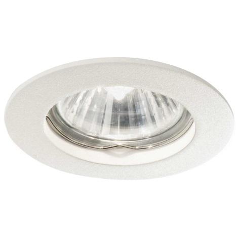Ideal Lux - Podhľadové svietidlo 1xGU10/50W/230V biela