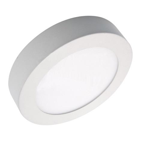 LED nástenné svietidlo FENIX LED90/18W strieborná / studená biela
