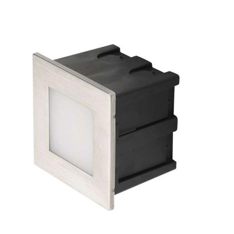 LED Orientačné vstavané svietidlo BUILT-IN 1xLED/1,5W 3000K IP65