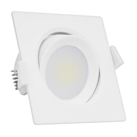 LED Podhľadové svietidlo 1xLED/6,5W/100-250V 3000K