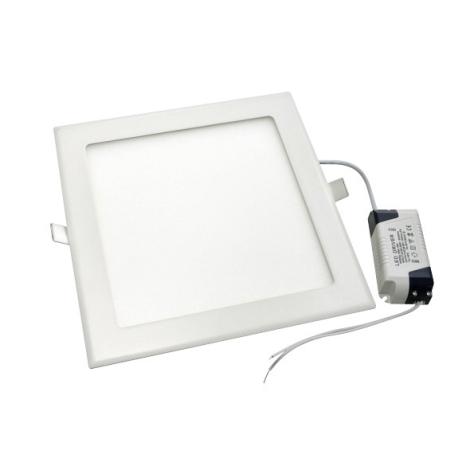 LED podhľadové svietidlo RIKI-V LED SMD/18W/230V 225x225 mm