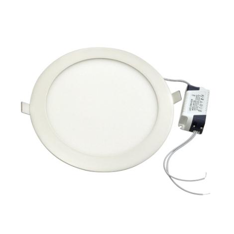 LED podhľadové svietidlo RIKI-V LED SMD/18W/230V pr.225 mm