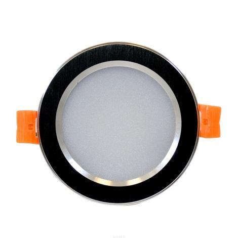 LED Podhľadové svietidlo VENUS LED/7W/230V čierna