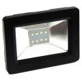 LED Reflektor NOCTIS 2 SMD LED/10W/230V IP65 650lm čierna