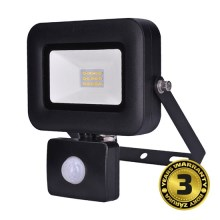 LED Reflektor so senzorom LED/10W/230V IP44