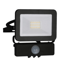 LED Reflektor so senzorom LED/10W/230V IP65