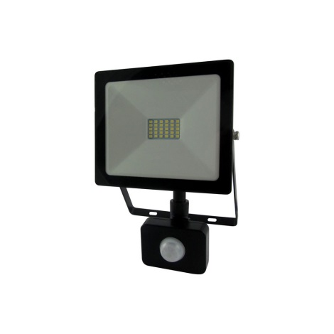 LED Reflektor so senzorom LED/20W/230V IP64 1600lm 4200K
