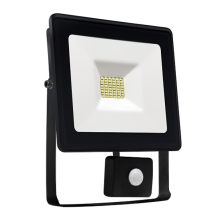 LED reflektor so senzorom NOCTIS LUX LED/20W/230V