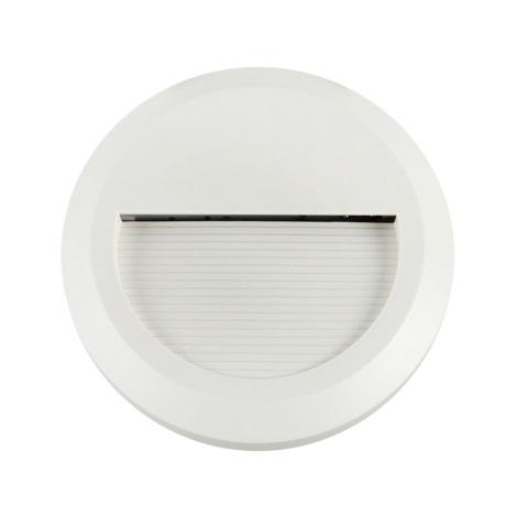 LED Schodiskové svietidlo 1xLED/2W/230V 3000K