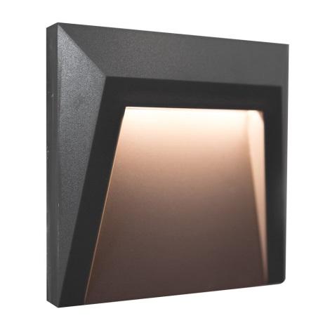 LED Schodiskové svietidlo HOLDEN LED/1,5W/230V IP65