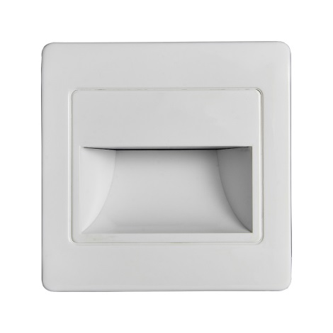 LED schodiskové svietidlo STEP LIGHT NET LED/1,5W/30V biela