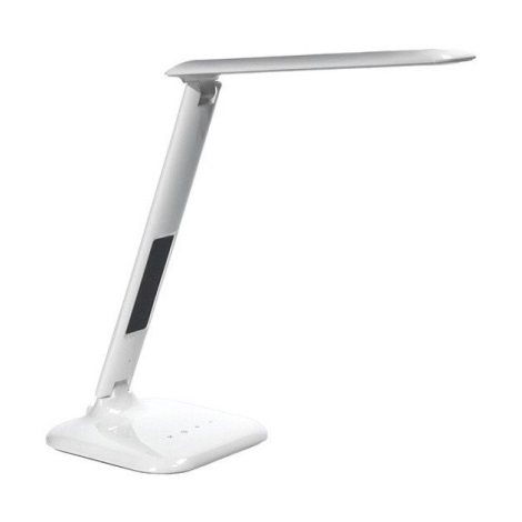 LED stolná lampa stmievateľná s displejom LED/6W/230V