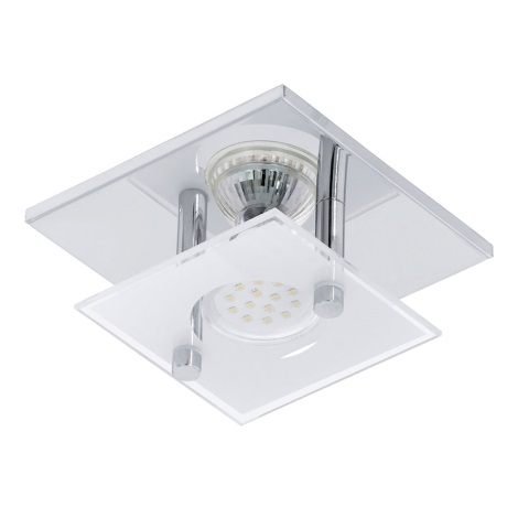 LED Stropné svietidlo CARVER 1xGU10/3W/230V