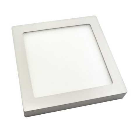 LED stropné svietidlo RIKI-P LED SMD/18W/230V 225x225 mm