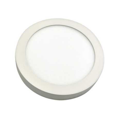 LED stropné svietidlo RIKI-P LED SMD/18W/230V pr.225 mm
